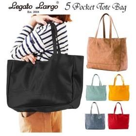 【9%OFF】 BACKYARD FAMILY レガートラルゴ Legato Largo 5ポケットトートバッグ LU H0904 レディース ミント LU-H0904 【BACKYARD FAMILY】 【セール開催中】