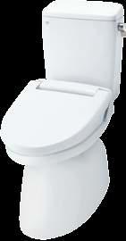 INAX龍捲式省水馬桶(免治便座)25~55cm