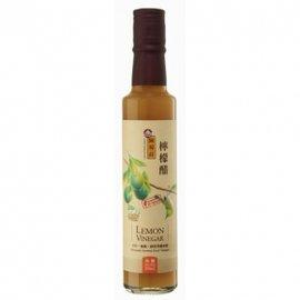 陳稼莊 檸檬醋(加糖) Lemon Vinegar (Sugar Added)