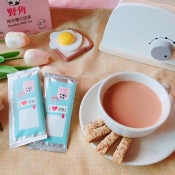 【紫貝殼●效期至2021/12/24】新升級!!野角南非博士奶茶 選用紐西蘭奶粉,可控糖 【17gx24包/3盒】