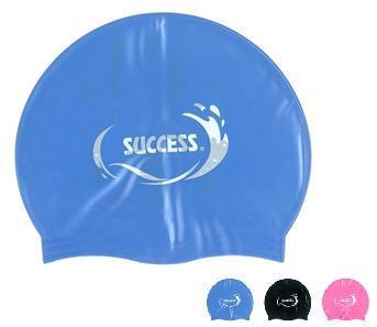 成功SUCCESS S667 超彈性矽膠泳帽(成人款) / 頂