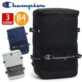 リュック Champion チャンピオン リュックサックデイパック バックパック 大容量 スクエアリュック バッグ メンズ レディース 男女兼用 ブランド