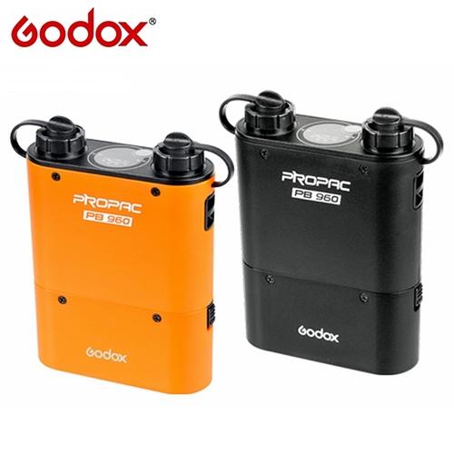 Godox外接電池盒電池瓶PB-960電桶+PB-Cx適Canon佳能600EX II-RT 600EX-RT 580EX II神牛TT520 TT600 TT685 C N S