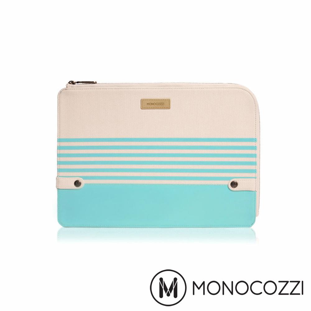 MONOCOZZI Gritty 校園系列保護套 PC 14 吋/ MacBook Pro 15 吋(USB-C) - 海軍藍