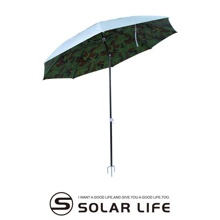 戶外休閒迷彩遮陽釣魚傘.遮陽傘 海灘傘 沙灘傘 戶外傘 太陽傘
