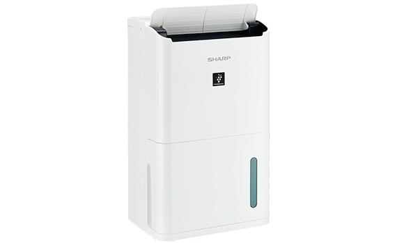SHARP 夏普8L除菌離子空氣清淨除濕機/DW-H8HT-W