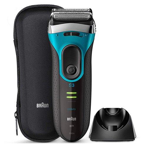 BRAUN 百靈 電動刮鬍刀 修剪器3系列 可沐浴用3080s-B