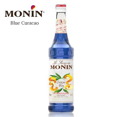 【MONIN】 Blue Curacao / 藍柑糖漿