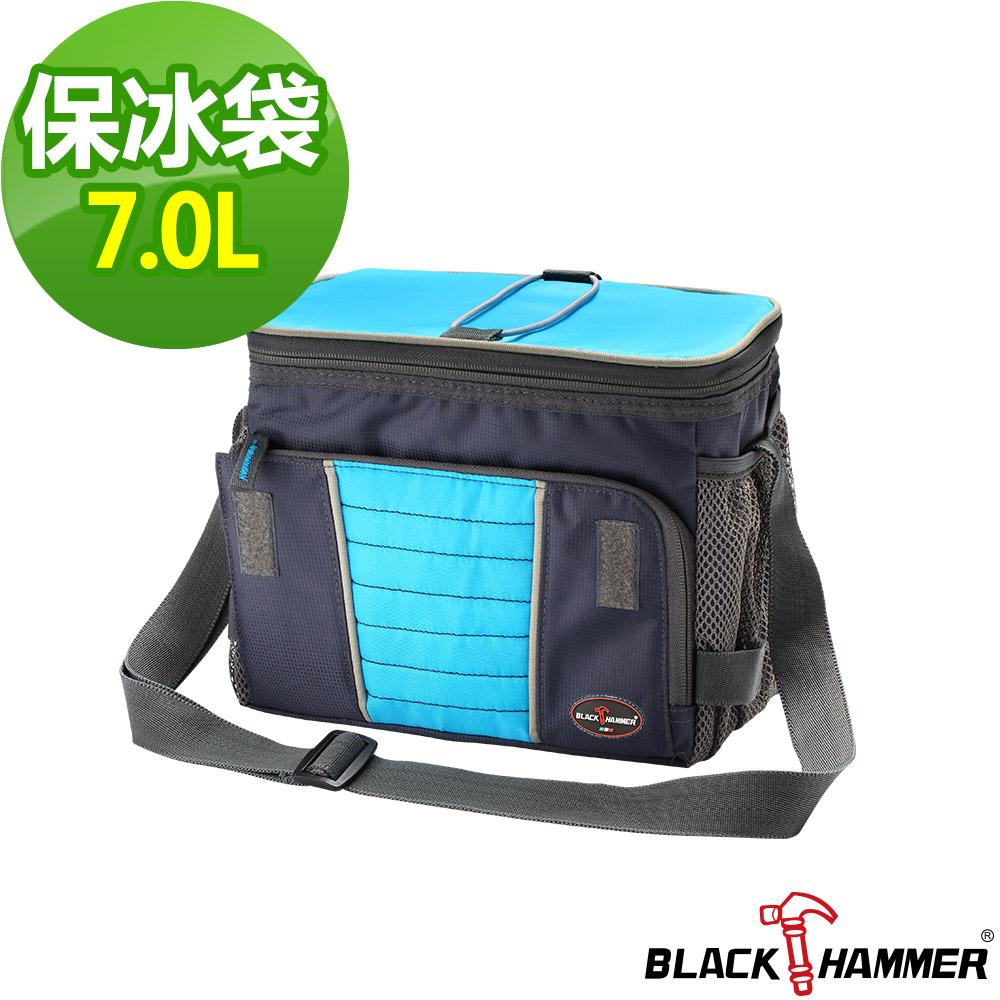 【義大利 BLACK HAMMER】樂酷保冰袋_7.0L