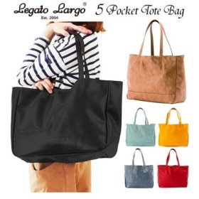 (BACKYARD FAMILY/BACKYARD FAMILY)レガートラルゴ Legato Largo 5ポケットトートバッグ LU-H0904/レディース ミント