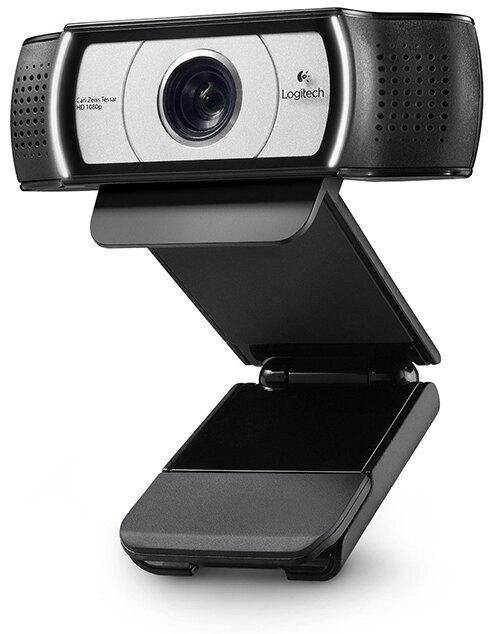 【現貨】Logitech 羅技 Webcam C930e/C930c 1080p HD 視訊 攝影機 (附迷你三腳架)