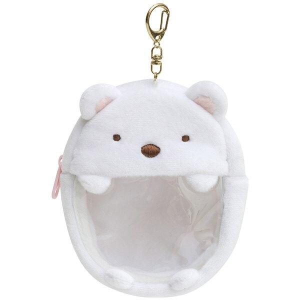 【角落生物吊飾】角落生物 北極熊 吊飾 娃娃收納 SS號專用 日本正版 該該貝比日本精品