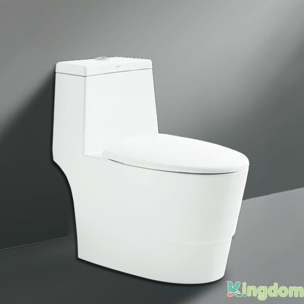 mrbear 名品衛浴 - 兩段式省水單體馬桶