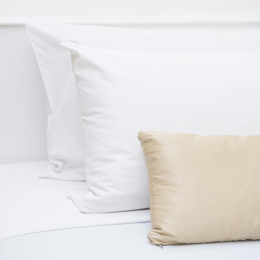 法式寢飾花季五星飯店御用平紋枕套