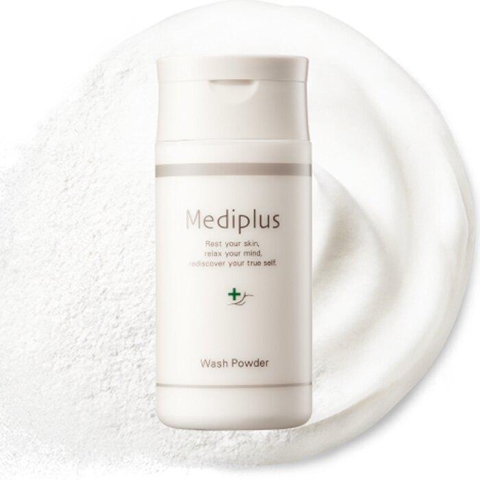 含運價~日本 Mediplus 美樂思 酵素系亮白泡泡洗顏粉 Wash powder 60g 日韓小潼