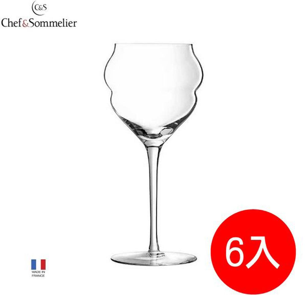 法國弓箭C&S紅酒杯高腳杯新款玻璃杯香檳杯(6入組)