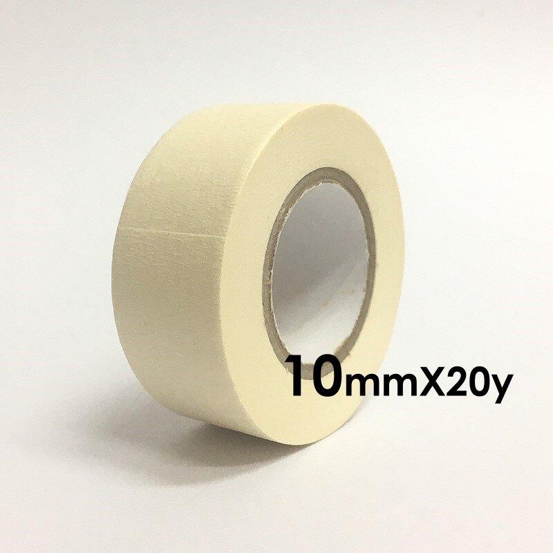和紙膠帶 不傷紙膠帶. 不易殘膠輕鬆好撕  ( 10mm x 20Y 約18M )  波斯貓.喜臨門.鹿頭牌