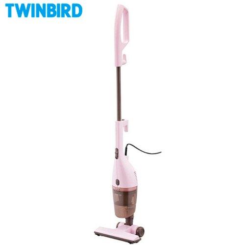 TWINBIRD 雙鳥 TC-5220TWP 粉紅 手持直立兩用吸塵器