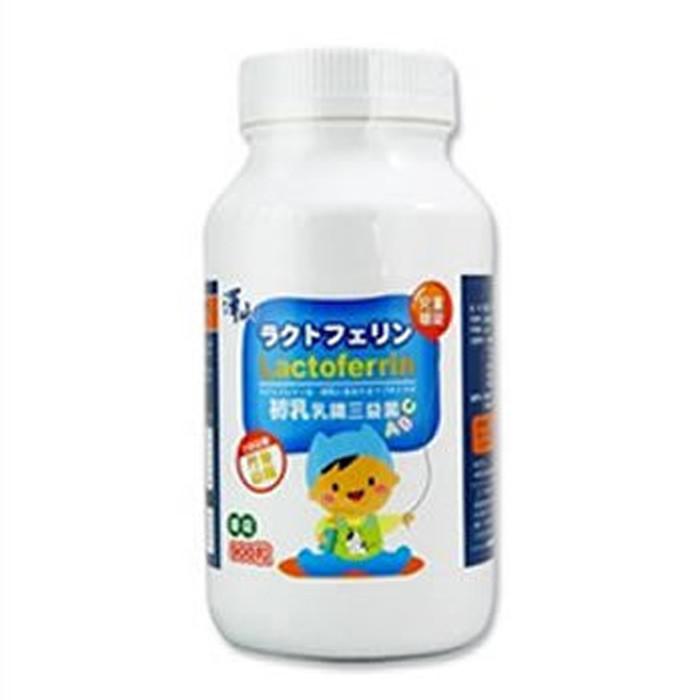 澤山初乳乳鐵三益菌顆粒300g