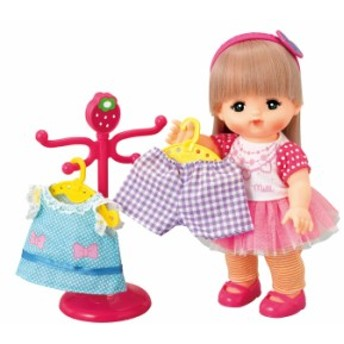 ★【おまけをプレゼント!】 メルちゃん お人形つきセット はじめてのおしゃれセット