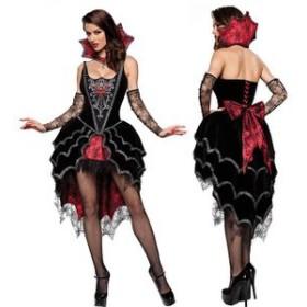 ハロウィン ヴァンパイア 吸血鬼 ゾンビ ハロウィン 衣装 ドレス 大人用コスチューム コスチューム 魔女 ハロウィン コスプレ衣装