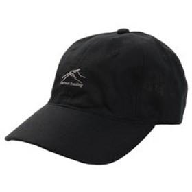 【Super Sports XEBIO & mall店:帽子】リネン刺繍キャップ HOLD 897PA9ST1755 BLK