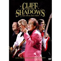 克利夫&影子合唱團:最後團聚演唱 Cliff Richard And The Shadows: The Final Reunion (DVD) 【Evosound】