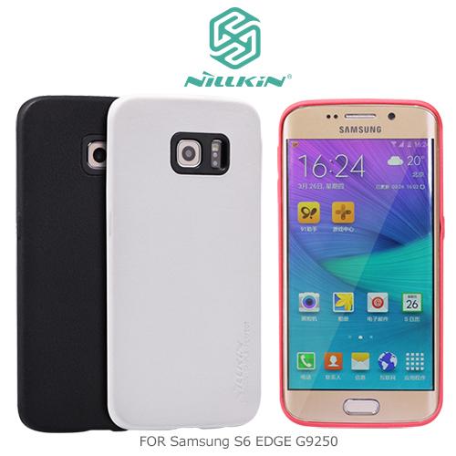 NILLKIN Samsung S6 EDGE G9250  維多利亞系列 全覆式保護背蓋