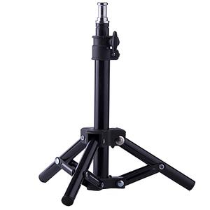 Keytsone 50cm 兩節矮燈架(黑)