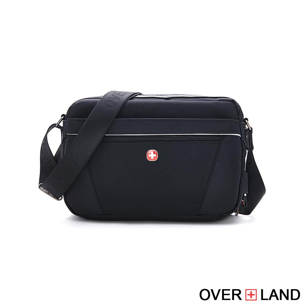 OVERLAND - 美式十字軍 - 簡約設計款輕巧斜背包 - 5386