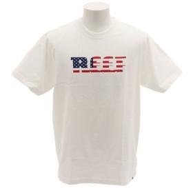 リーフ(REEF) 【オンライン特価】AMERICANA Tシャツ RF19SU-1001SS-WHT (Men's)
