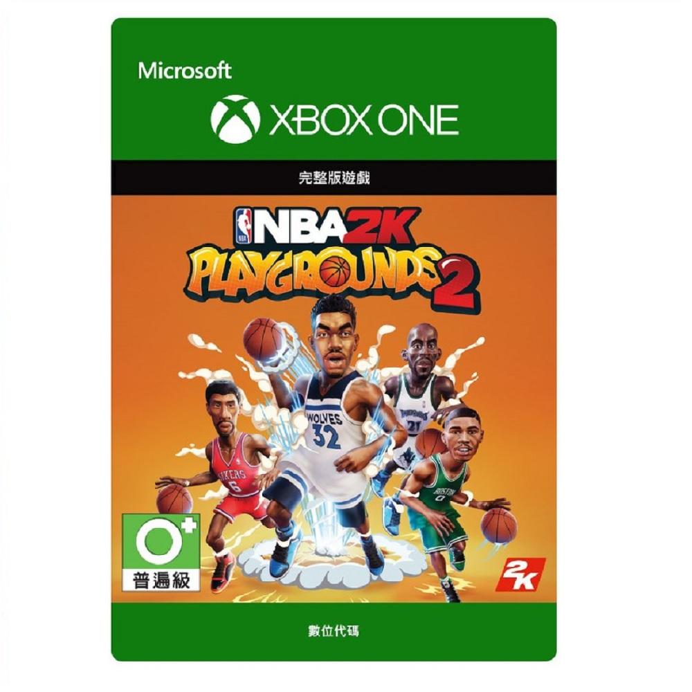 【下載版】Microsoft 微軟 NBA 2K 熱血街球場 2 (NBA 2K Playgrounds 2)
