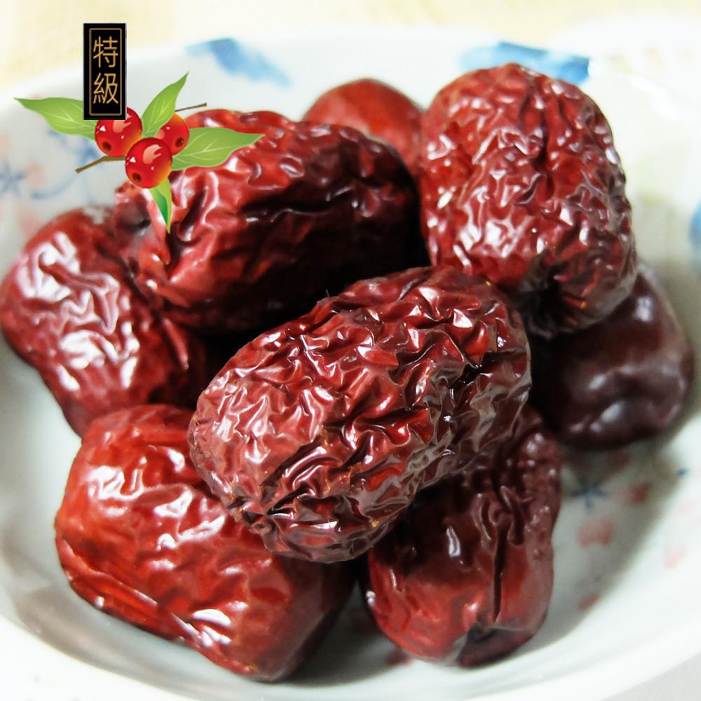 惠香 lv級天然超大香妃紅棗180g 即食/煮湯