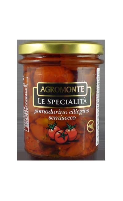 Agromonte 油漬烘乾櫻桃蕃茄