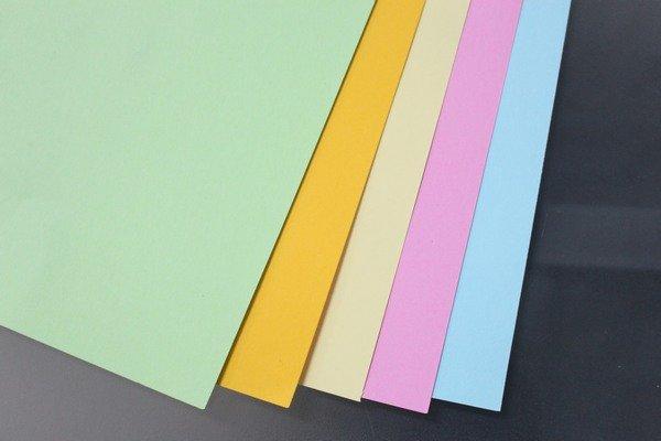8開書面紙 150磅模造紙 海報紙 (有色)/一包160張入(定2.5) 27cm x 39cm-文