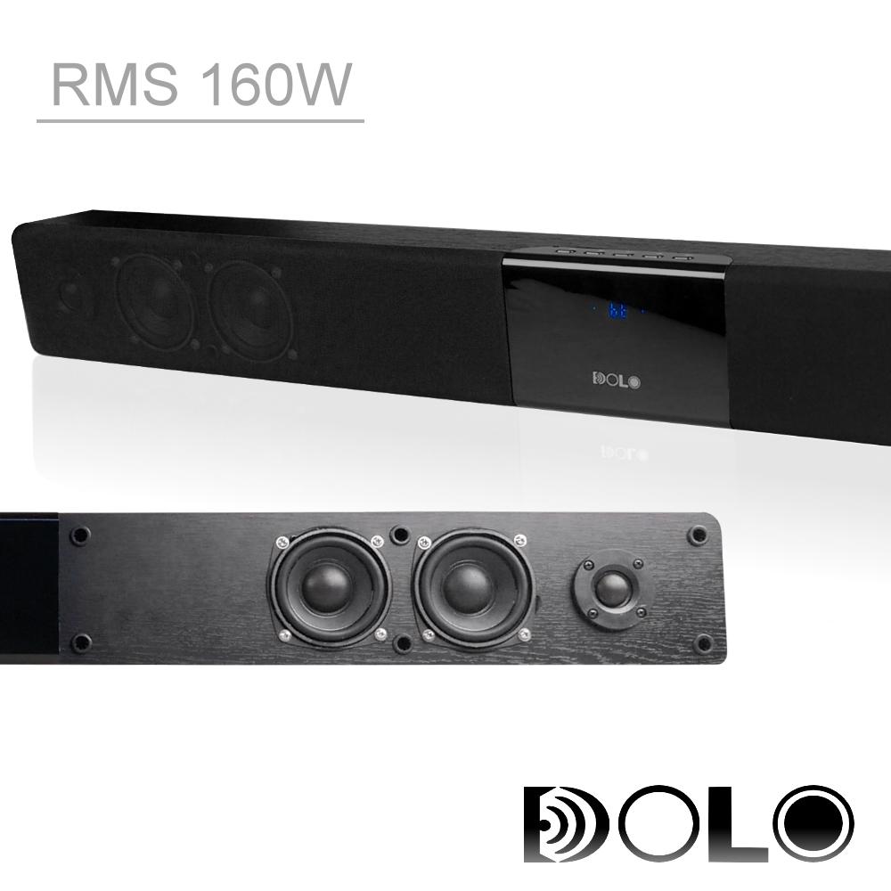 DOLO 星艦進階版 STARSHIP [+] 160W 2.2聲道全方位家用藍牙音響