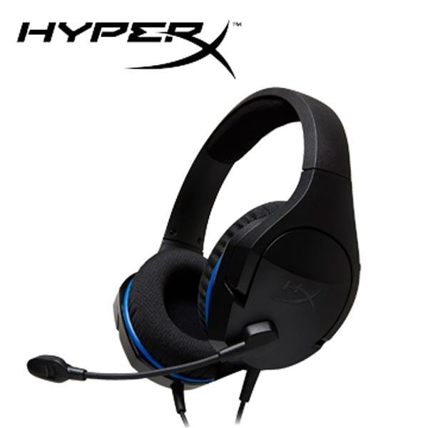 金士頓 hyperx cloud stinger core 遊戲耳機 (hx-hscsc-bk)