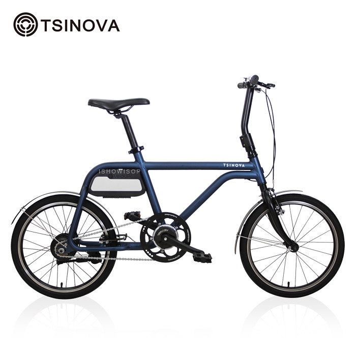 ishow網 tsinova ts01 one 20吋 智慧型電動輔助自行車 小徑車 電輔車 電單車