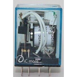 MY4N-J-AC24V (升級版 MY4N-GS-AC24V)  OMRON (附燈)小型功率繼電器RELAY(含稅)【佑齊企業 iCmore】