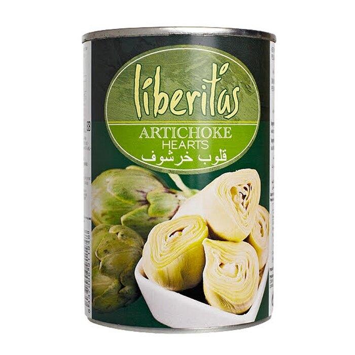 西班牙Liberitas朝鮮薊(百合心) 400g/罐★全店超取滿599免運