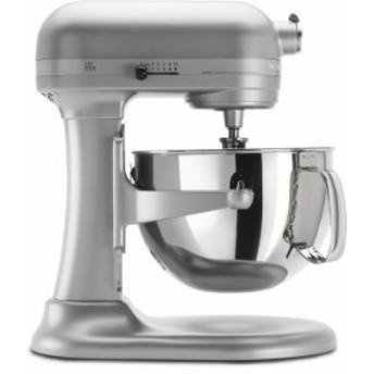 KitchenAid (キッチンエイド) スタンドミキサー プロ6シリーズ KP26M1XNP ニッケルパール KP26M1XNP Professional 600 Series 6-Quart St