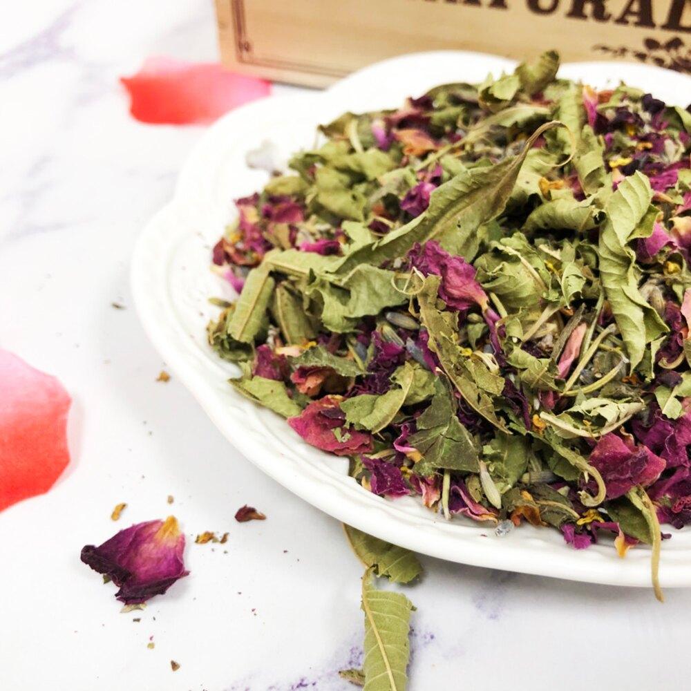 【正心堂】紫色夢境 75g 花草茶 花茶 散茶 複方花茶▶年貨大街 牛年必買年貨
