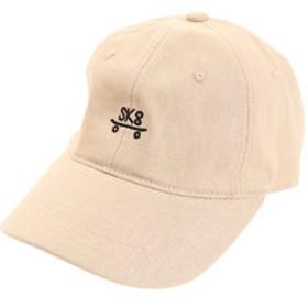 【SALE/送料無料】【Super Sports XEBIO & mall店:帽子】リネン刺繍キャップ SK8 897PA9ST1745 BEG