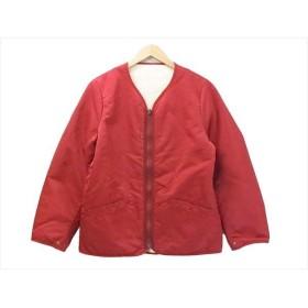 【中古】16年 VISVIM ビズビム IRIS LINER JKT アイリスライナー ジャケット RED 2 【美品】