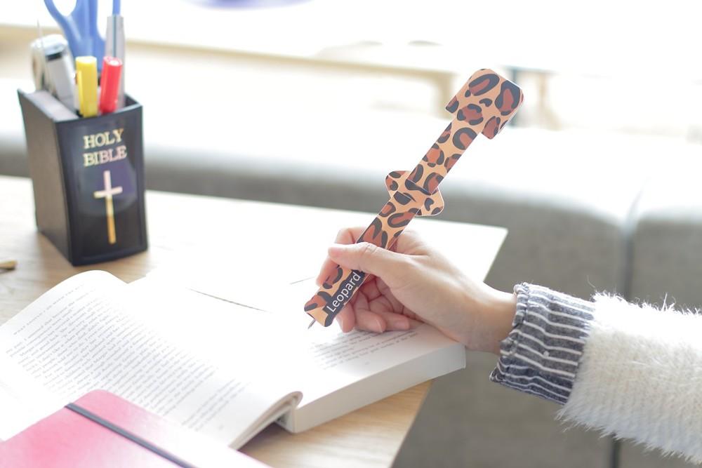 歐士oshi指標書籤筆-糖果/動物系列 (任選3入一組)