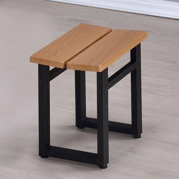yostyle 亞當工業風短凳 接待椅 椅子 穿鞋椅