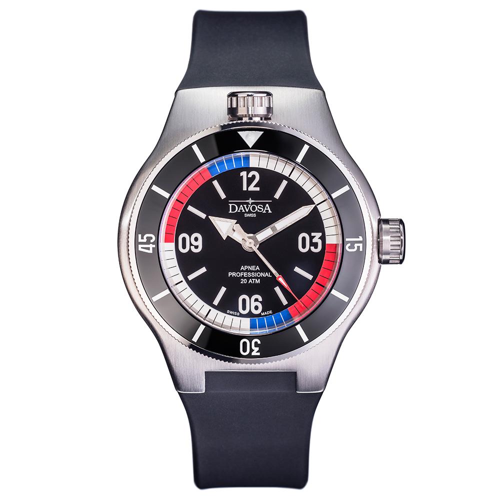 DAVOSA Apnea Diver– Nik Linder自由潛水限量套裝組/白 161.568.55