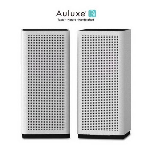 歐樂司 AULUXE S1 二件式高級藍牙音箱 支援藍牙 NFC 快連功能 觸碰面板 迷陣式回音管設計