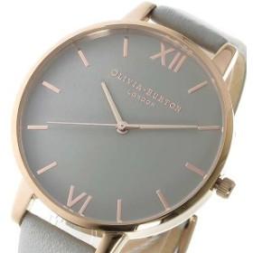 腕時計 レディース オリビアバートン OLIVIA BURTON クオーツ OB15BD61 グレー グレー