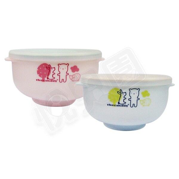 奇哥 抗菌不鏽鋼學習碗-粉藍/粉紅【悅兒園婦幼生活館】【SUPER SALE 樂天購物節】
